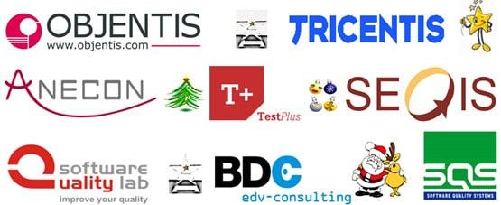 Logos der Charity Punsch Spender 2013