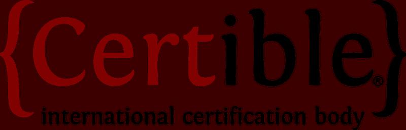 Logo Certible